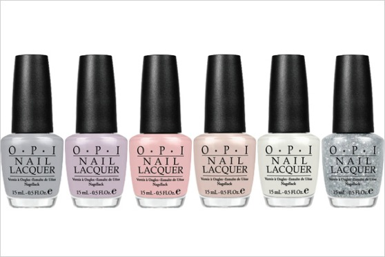 April release from opi the new york city ballet collection