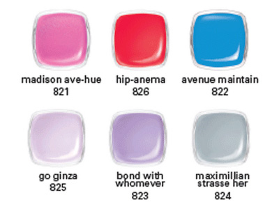 Essie-Spring-2013-Madison-Ave-Hue-Collection-Promo-Swatches