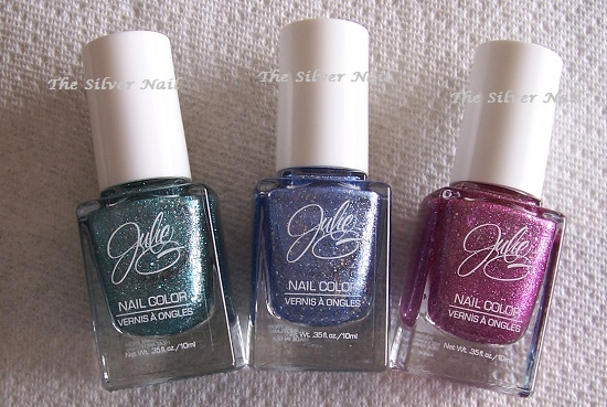 3 JulieG polishes cool