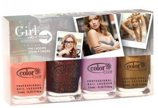 CC girl about town mini pack