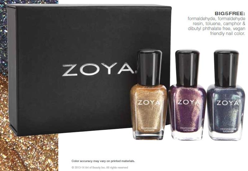 Zoya Nail Polish Box Set 27