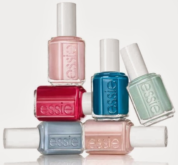 Essie Hide & Go Chic bottles