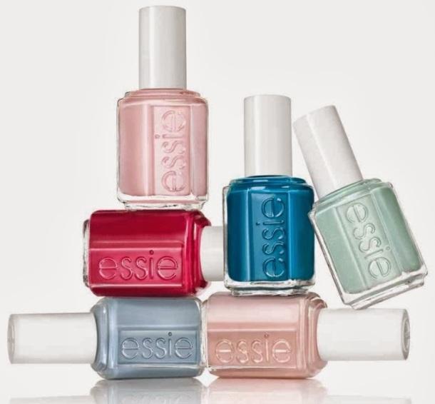 Essie Hide & Go Chic bottles