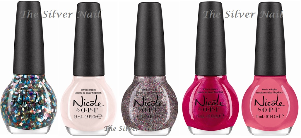 Nicole by OPI Launches New Nail Lacquers in 2014 Press Release & Promo ...