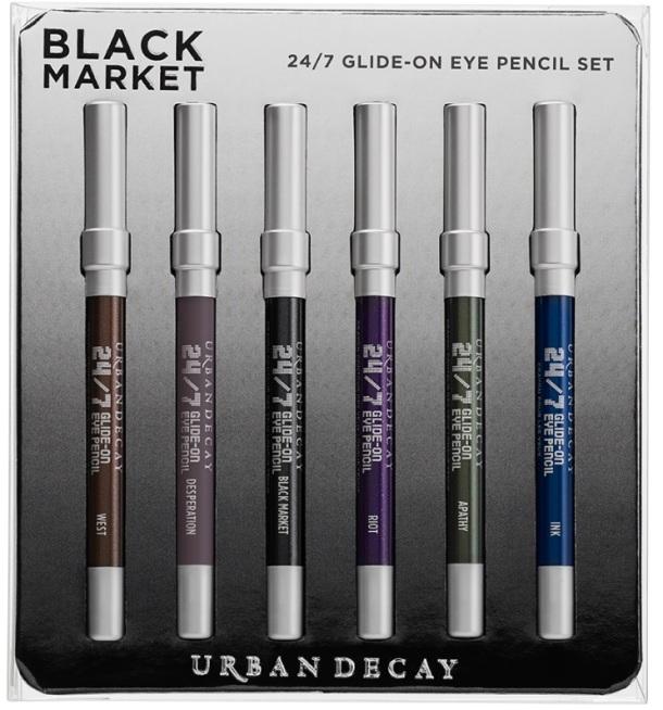 UD Black Market set