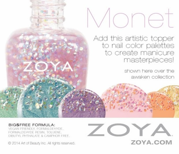 Zoya Awaken Monet