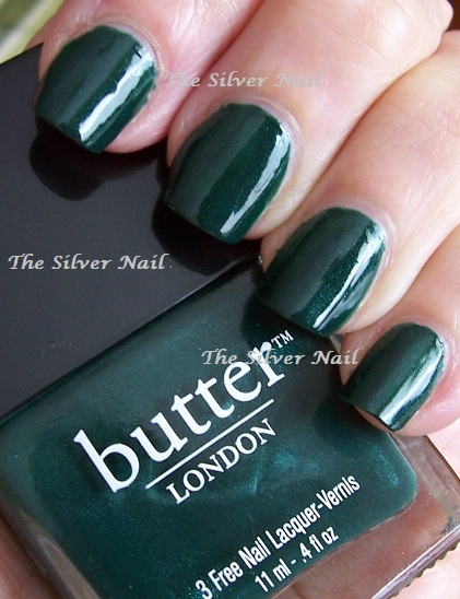British Racing Green outd light