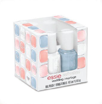Essie 2014 wedding