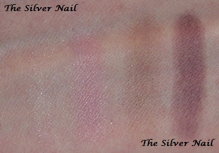 Revlon SL swatches
