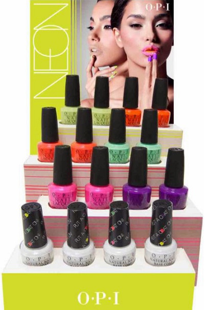 OPI-Neon-Collection-2014