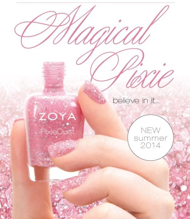 Zoya Magical Pixie summer14