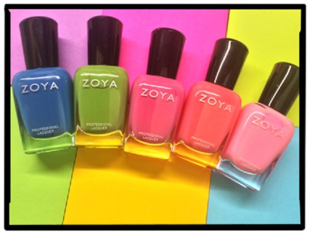Zoya Summer 2014 sneak peek