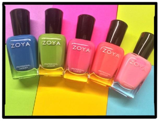 Zoya Summer 2014 sneak peek