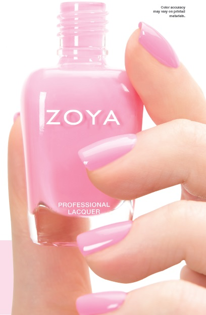 Zoya Tickled and Bubbly3
