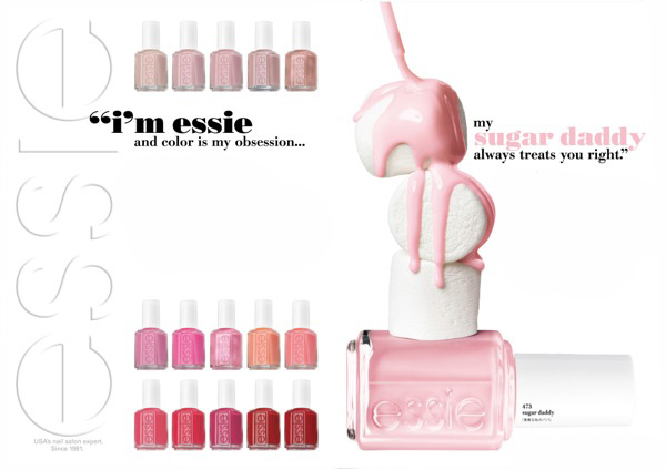 Essie-Sugar-Daddy collection