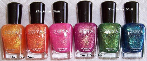 Zoya Bubbly bottles