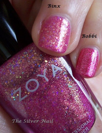 Zoya comps BB swatches