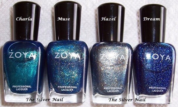 Zoya comps CMHD bottles