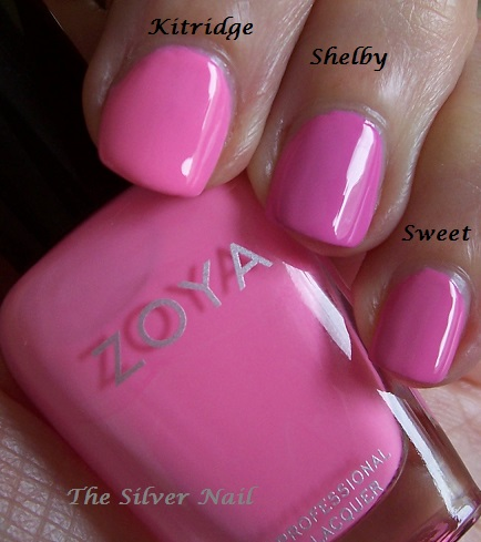 Zoya comps KSS swatches