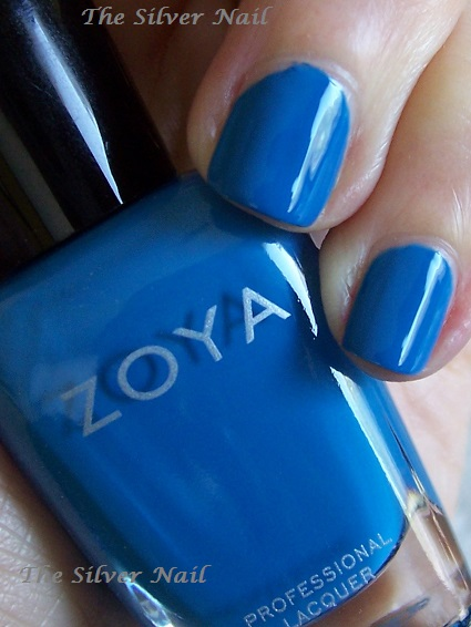 Zoya Tickled Ling