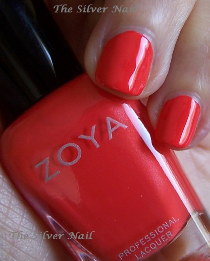 Zoya Tickled Rocha