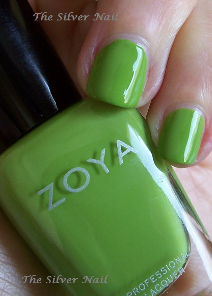 Zoya Tickled Tilda