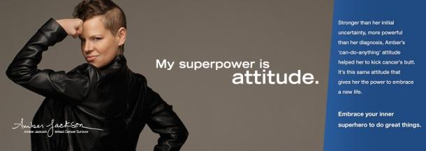 Amber Jackson superpower