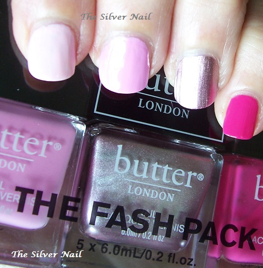 BL Fash Pack pinks