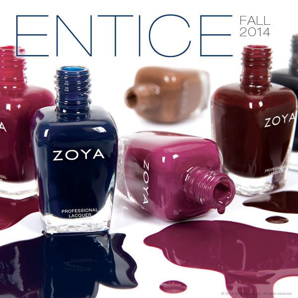 Zoya Entice Ignite 4