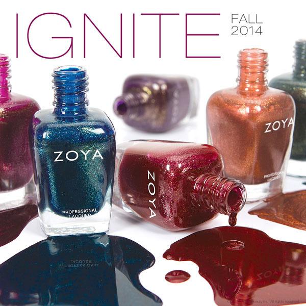 Zoya Entice Ignite 5