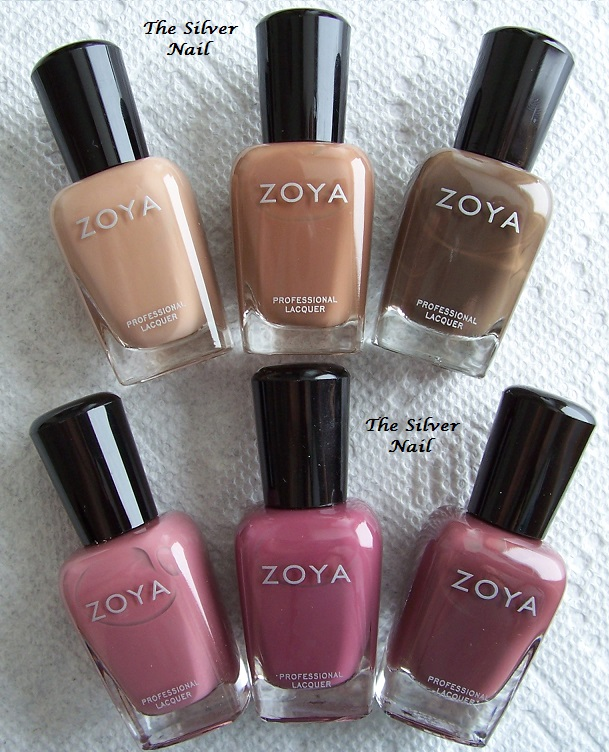 Zoya Nat2 set