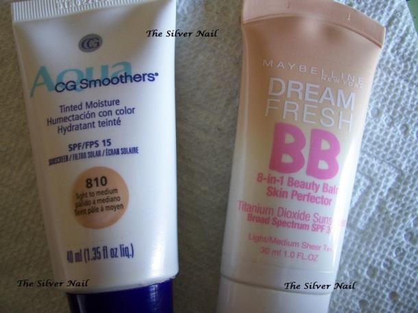 BB cream comp