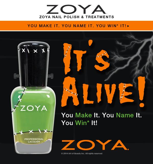 Zoya Halloween