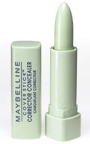 Maybelline green corrector