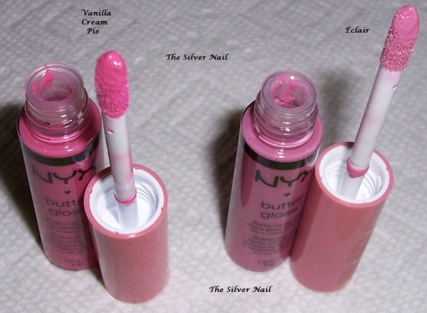 Nyx butter glosses open