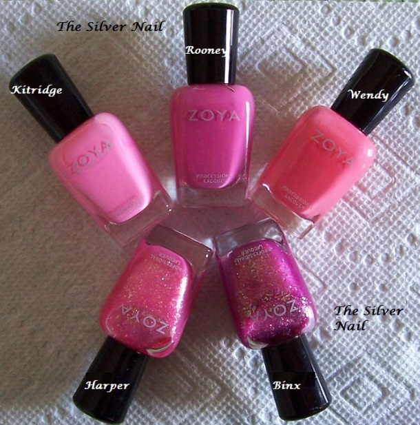 5forcomp 5 polishes