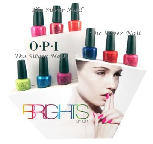 OPI Brights 2015