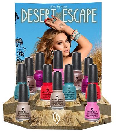 CG desert escape