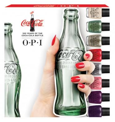 OPI Coke 100 mini set