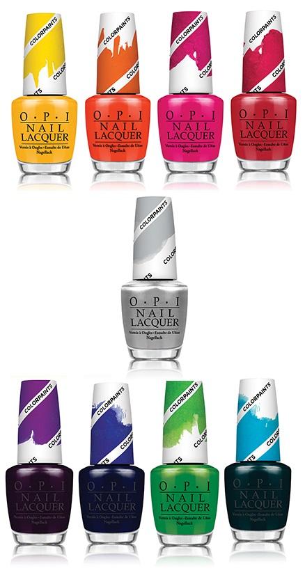 OPI-Color-Paints-Blendable-Nail-Polish