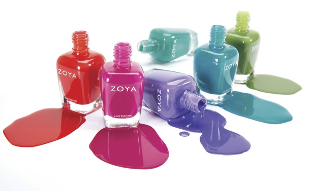 Zoya summer 2015 cremes