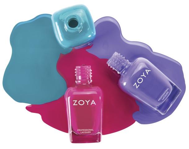 Zoya summer 2015 spill