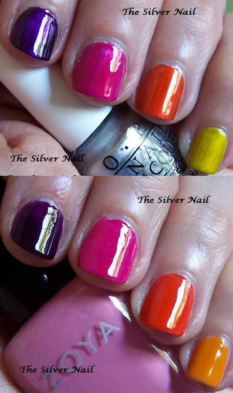 OPI CP sheers comparison