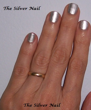 OPI CP silver flash