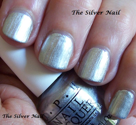 OPI CP silver