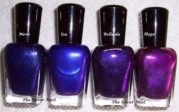 ParSun purples