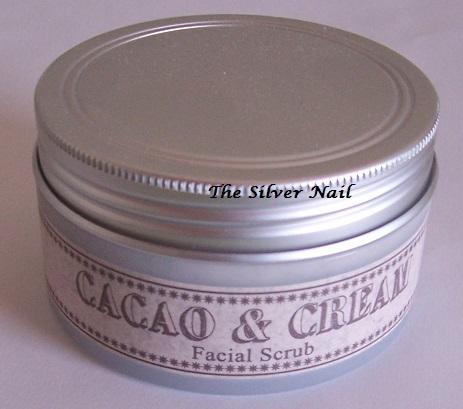 Cacao scrub closed