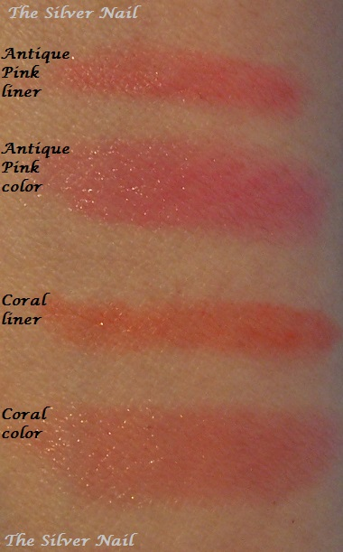 CP lip swatches 1 ind