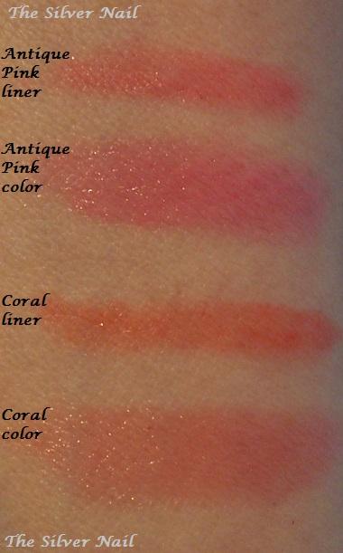 CP lip swatches 1 ind