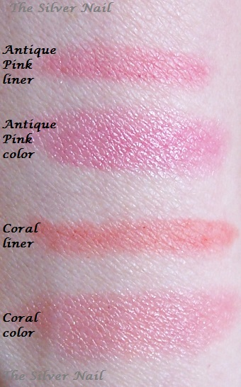 CP lip swatches 1 outd